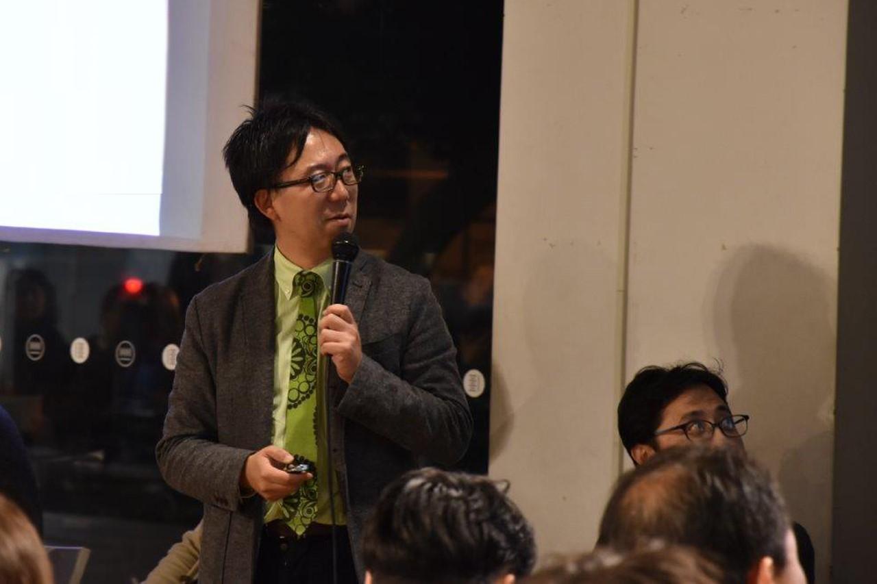 「DIY型賃貸は革命」と話す池本氏